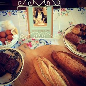 Boekalicious boek en brood