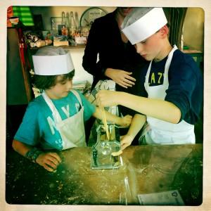 Kinderkookworkshop van Smaaksoldaatjes