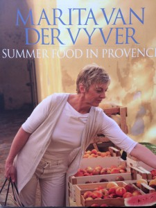 Marita van der Vyver Summerfood in Provence