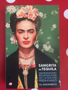 Roman over Frida Kahlo