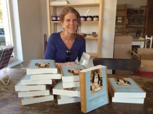 Susan Herrmann Loomis signeert haar boeken bij Boekalicious