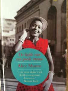 Alice Munro De liefde van een goede vrouw